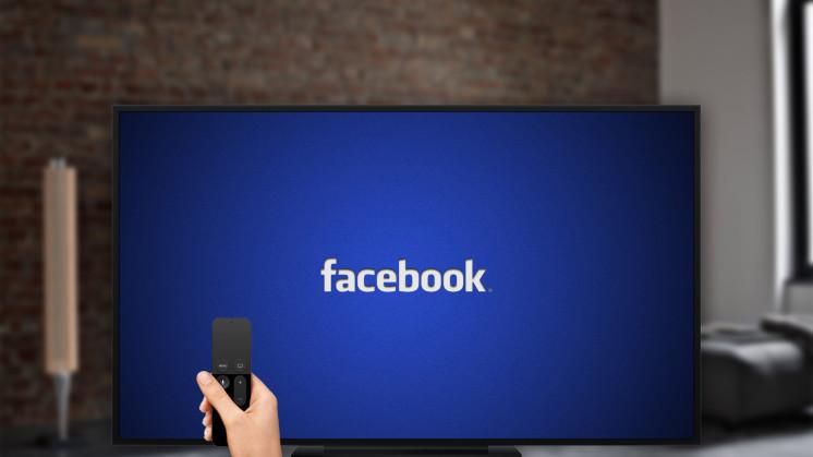 فيس بوك تلفاز ابل