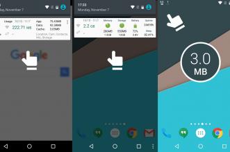 تطبيق AppInfo Min للتحقق من أداء هاتف الأندرويد بإستمرارية