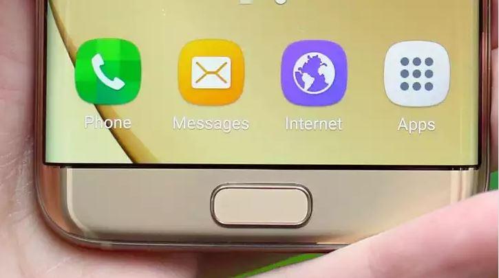Galaxy S8 said to drop hardware keys