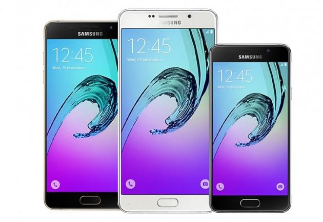 أندرويد نوجا سيصل إلى أجهزة Galaxy A 2016