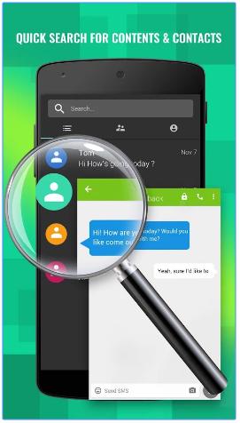 تطبيق Privacy Messenger الجديد لحماية وتشفير الرسائل وجهات الإتصال