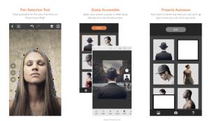 تطبيق Exacto الإحترافي لإزالة الخلفية من الصورة على iOS