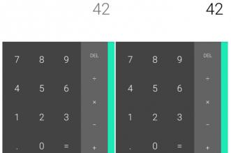 تحديث تطبيق الآلة الحاسبة لقوقل مع ميزة تخزين العمليات الحسابية