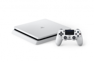 playstation 4 slim white