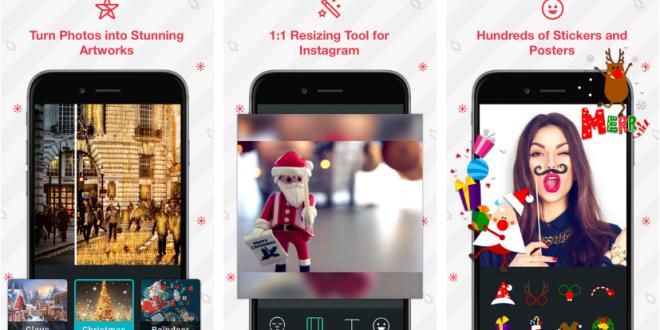 تطبيق تحرير الصور وصناعة الكولاج Photo Grid صاحب الـ 300 مليون تنزيل