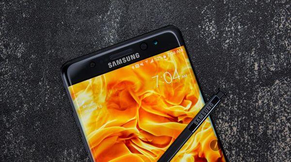 شائعات Galaxy Note 8 - صورة Note 7