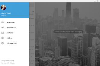 تحديث تيليجرام على ويندوز مع ميزة الثيمات وتصميم جديد كليًا