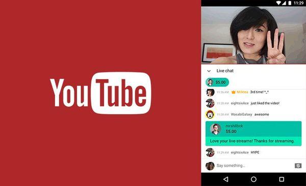 يوتيوب تطلق ميزة Super Chat لمساعدة ملاك القنوات على كسب