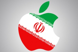 apple iran