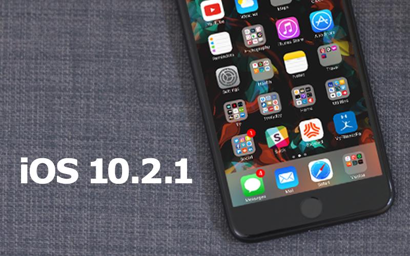 تحديث iOS 10.2.1 يحل مشكلة إيقاف التشغيل التلقائي في آيفون 6 و 6 إس