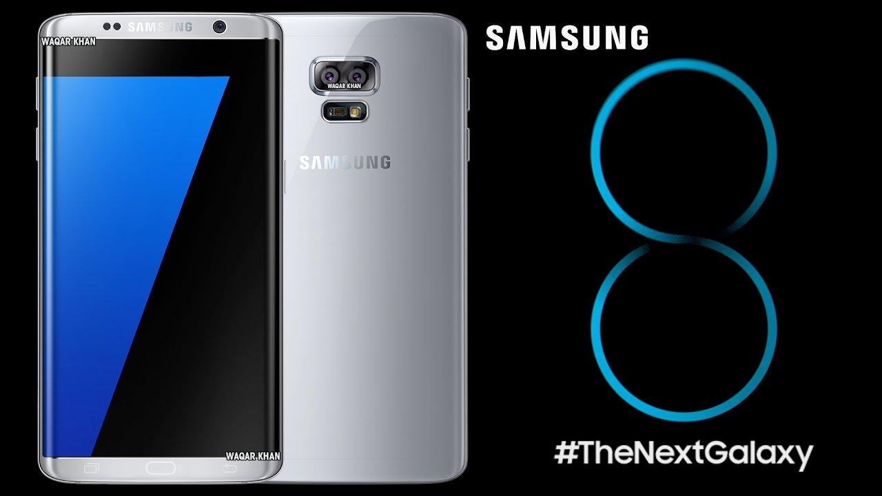 تسريب سعر Samsung Galaxy S8 مع ذاكرة عشوائية 4 و 6 جيجابايت - عالم التقنية