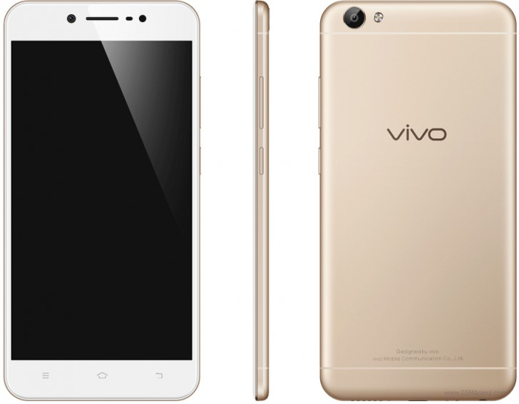 Vivo تطلق هاتفي V5 Plus بكاميرا أمامية مزدوجة و V5 Lite بفلاش أمامي