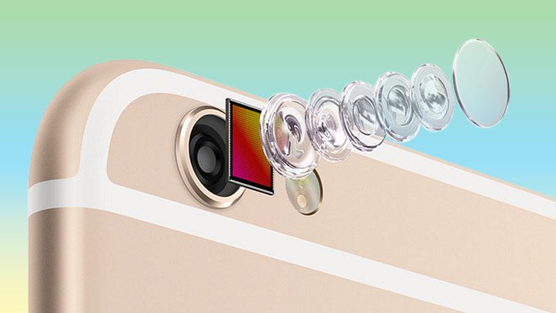 الكاميرا الأمامية في آيفون 8 قد تصور سيلفي ثلاثي الأبعاد
