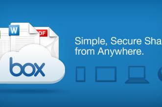 تطبيق التخزين السحابي Box يدعم الآن بصمة الأصبع في أندرويد