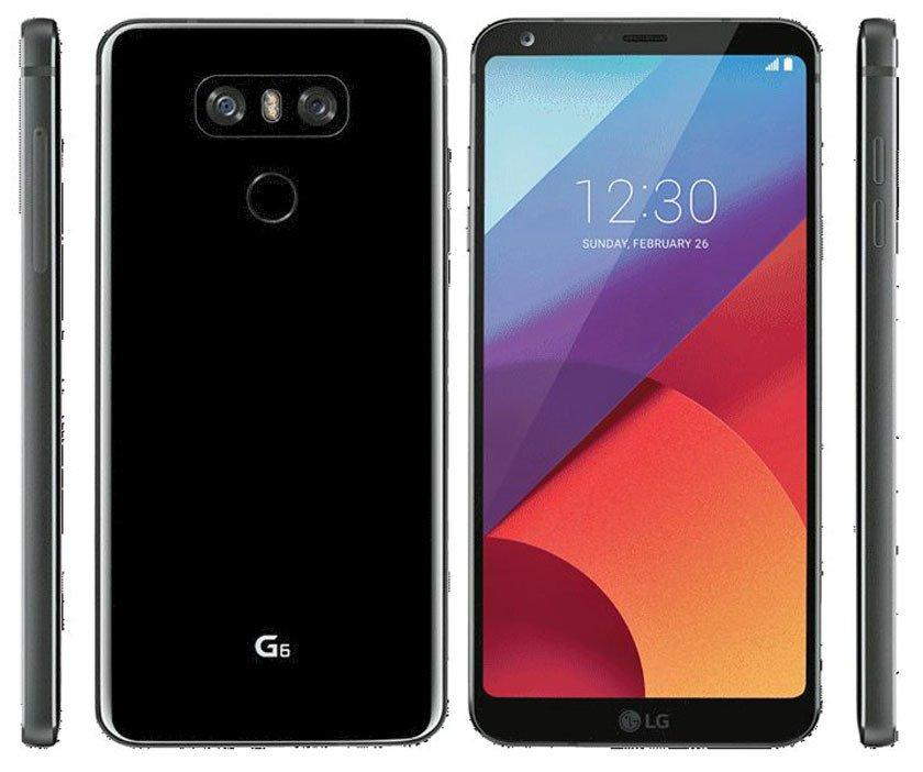 بالتزامن مع الحملة الإعلانية من إل جي تسريب صورة رسمية لهاتف LG G6