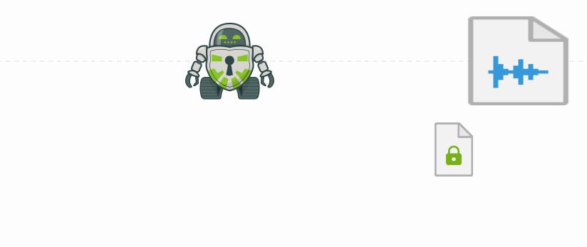 على أندرويد تطبيق Cryptomator لتشفير الملفات السحابية