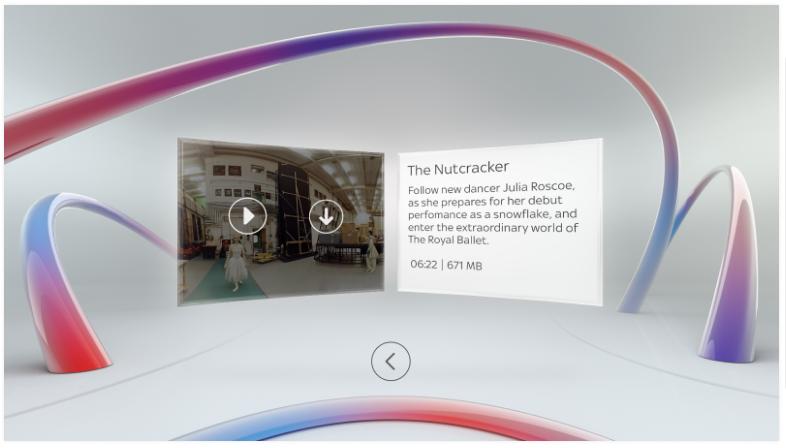 SkyVR يأخذك إلى عدة أماكن في الواقع الافتراضي على أندرويد