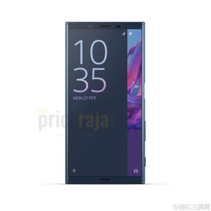 تسريب الصورة الصحفية لهاتف Sony Xperia X2