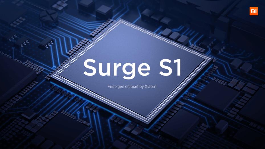 MWC 2017 : شاومي تكشف عن Surge S1 أول معالج مُصنّع داخل الشركة