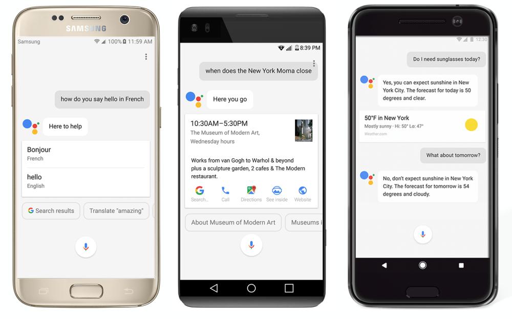 رسمياً : قوقل ستطلق Google Assistant للمزيد من هواتف أندرويد هذا الاسبوع