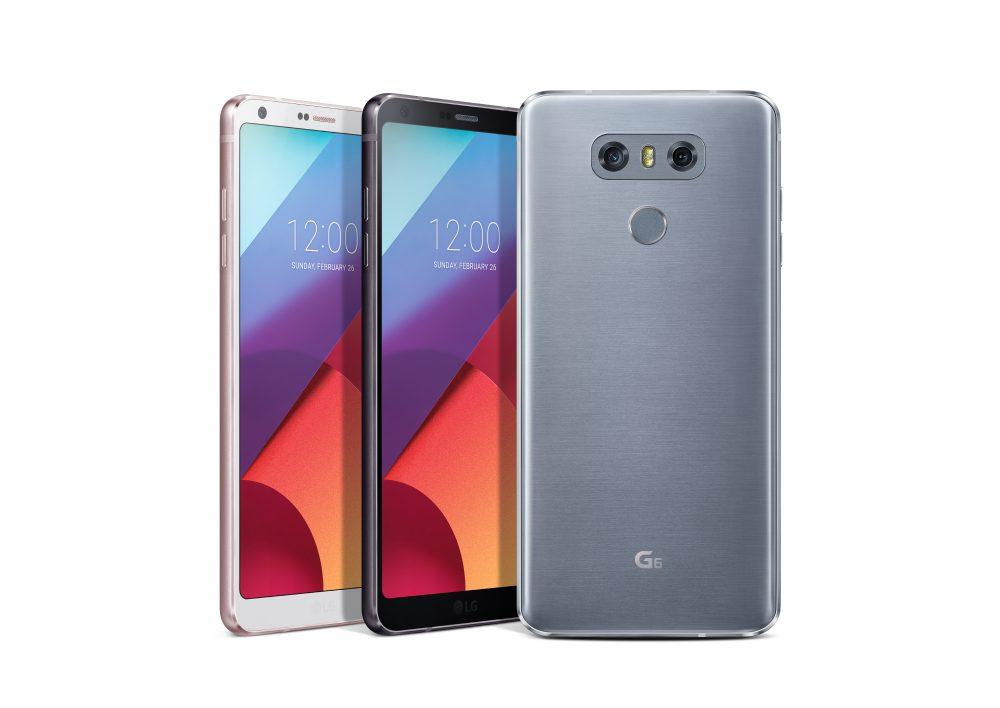 MWC 2017 : إل جي تكشف عن هاتف LG G6 رسمياً