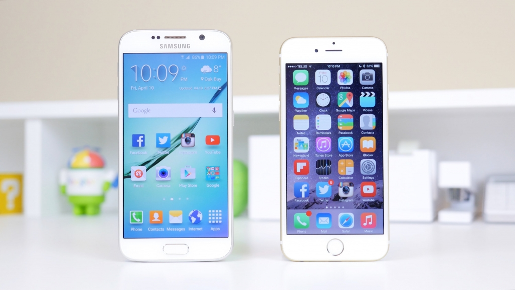 ماذا لو توقّفت سامسونج عن دعم هواتف آيفون iPhone من آبل!