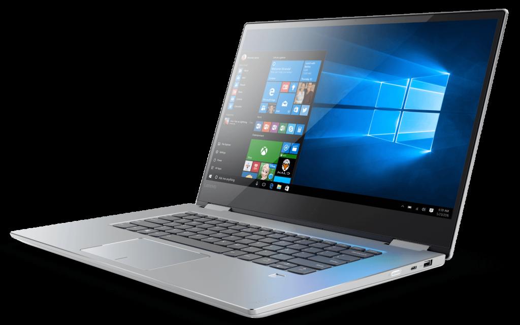 MWC 2017: لينوفو تطلق حاسبين محمولين من فئة Yoga بشاشة حتى 4K