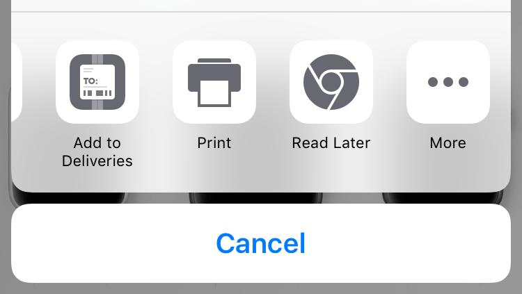 متصفّح كروم على iOS يدعم حفظ الصفحات وقرائتها أوفلاين لاحقًا