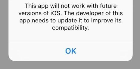 تحديث iOS 11 قد يقضي على 187 ألف تطبيق من متجر آب ستور - عالم التقنية