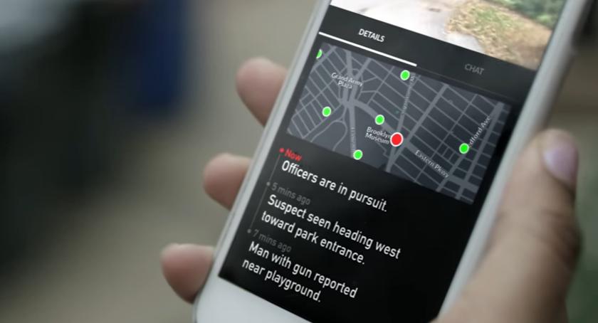 إطلاق تطبيق تنبيهات الجرائم Citizen على أندرويد
