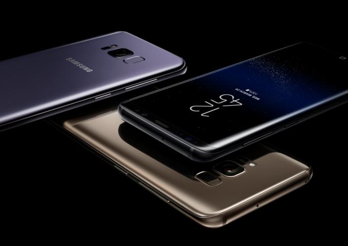 سامسونج تكشف عن هاتف جالكسي S8 و S8 بلس رسمياً