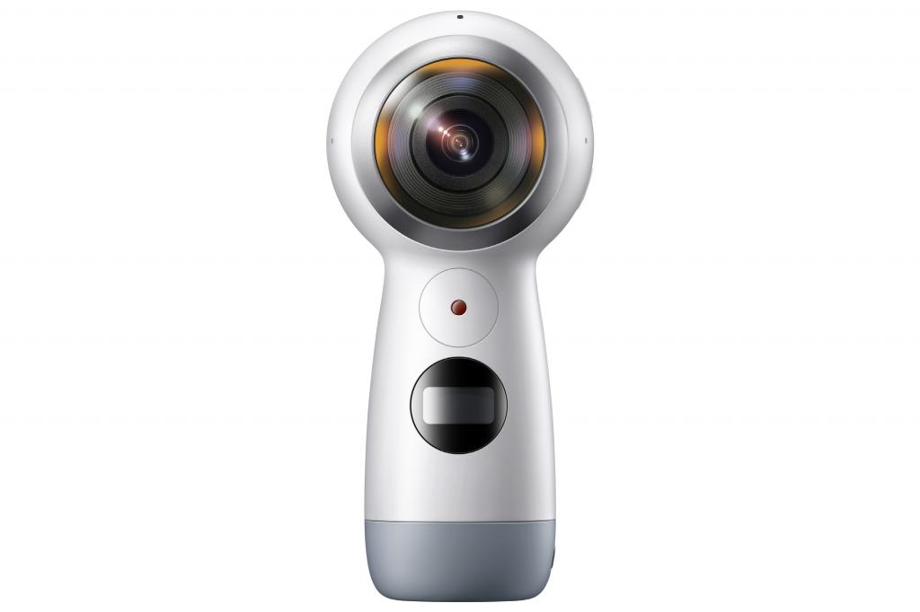 الكشف عن كاميرا Samsung Gear 360 بدقة فيديو 4K