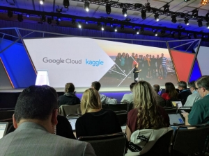 Google Cloud Kaggle