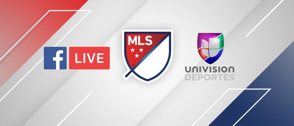 MLS facebook live stream