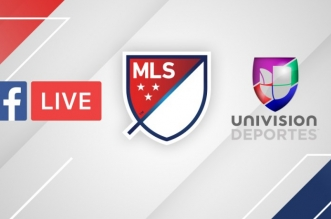 MLS facebook live stream