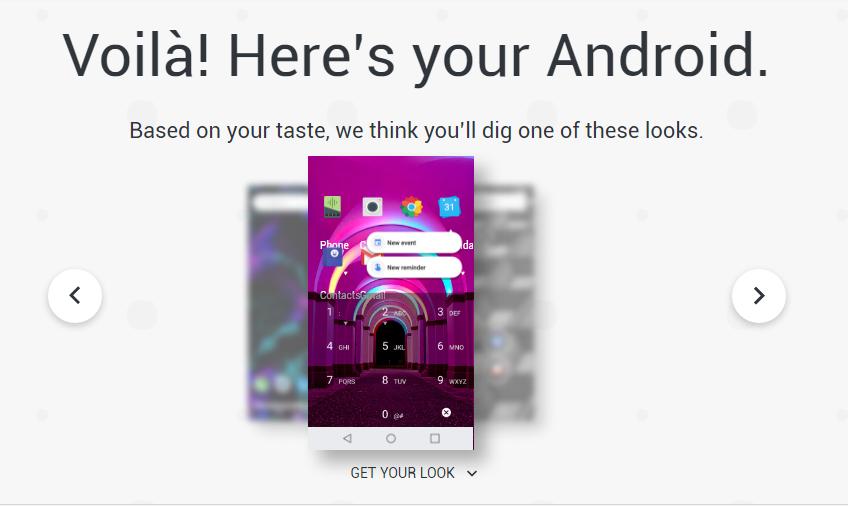 موقع My Android من قوقل لتقديم إقتراحات تطبيقات التخصيص في أندرويد