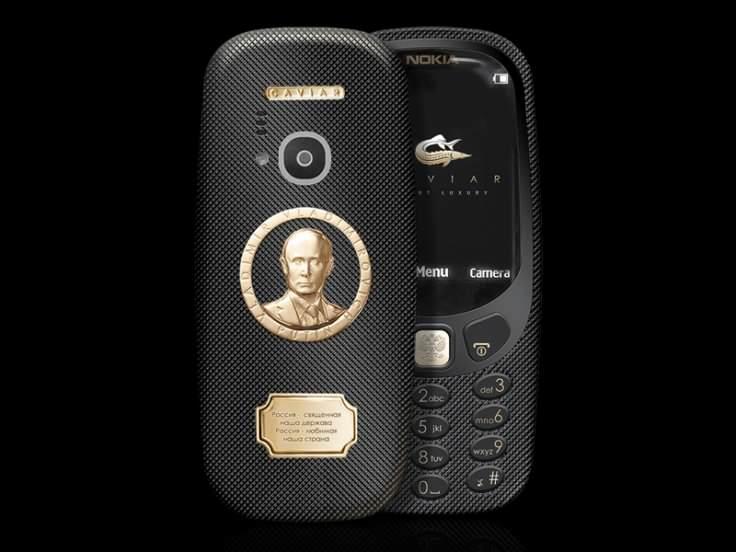 Noia 3310 Supremo Putin
