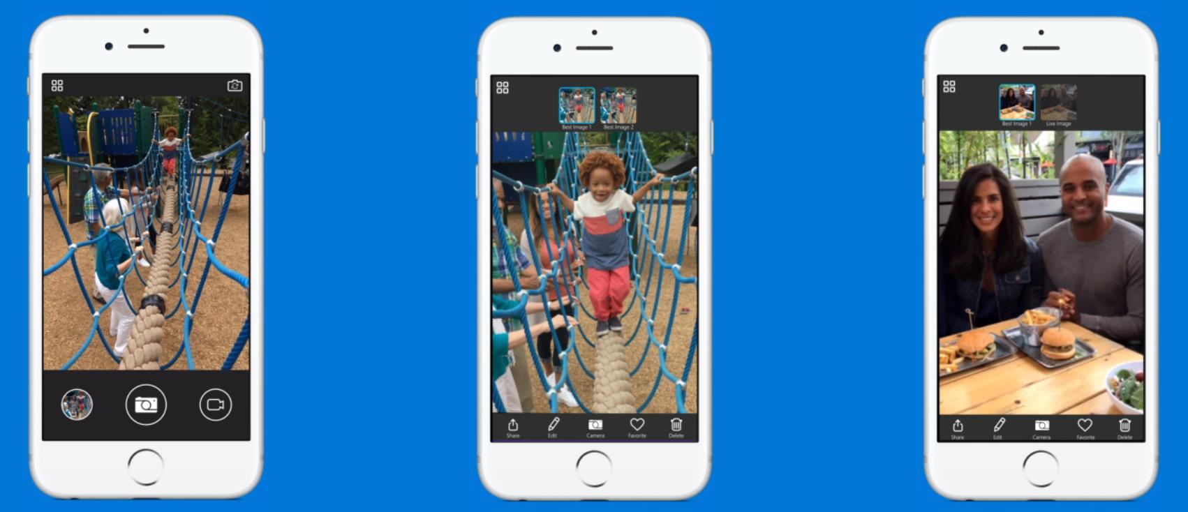 مايكروسوفت تُحدّث تطبيقها الكاميرا Pix بدعمه الفلاش وأكثر