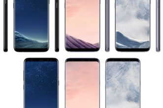 Samsung Galaxy S8 and S8 Plus colors and pricing leak
