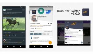 تحديث تطبيق Talon يجدد واجهته الرئيسية مع تحسينات كبيرة