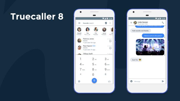 تحديث مرتقب لتطبيق Truecaller يتكامل مع Google Duo وأكثر
