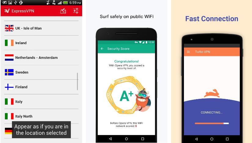5 من أفضل تطبيقات VPN المجانية على أندرويد - عالم التقنية