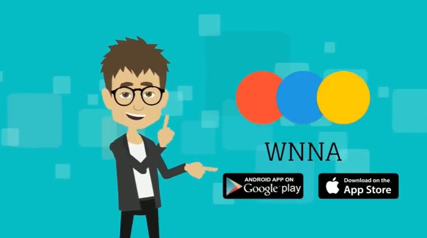 تطبيق تقديم إقتراحات الأماكن WNNA يحصل على الواجهة العربية