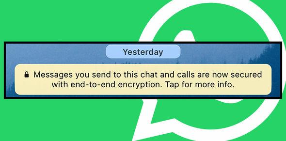الداخلية البريطانية تنتقد تشفير واتساب وتطالب بإزالته