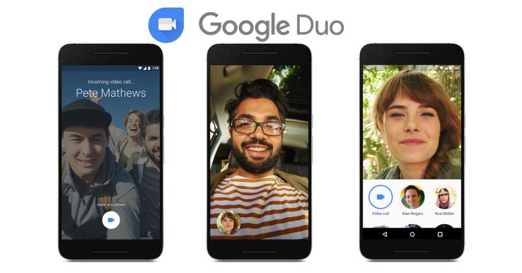جوجل ترفع حد مجموعة الاتصال من 8 إلى 12 مشترك في تطبيقها Duo