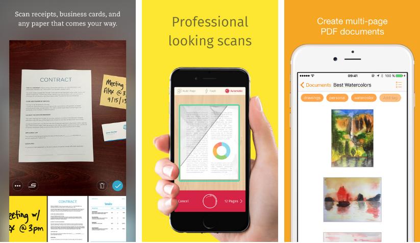 حوّل هاتفك إلى ماسح ضوئي للمستندات عبر واحد من هذه التطبيقات