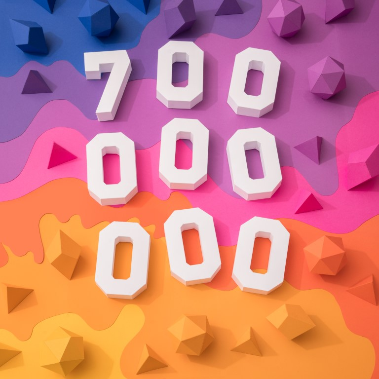 انستغرام 700 مليون