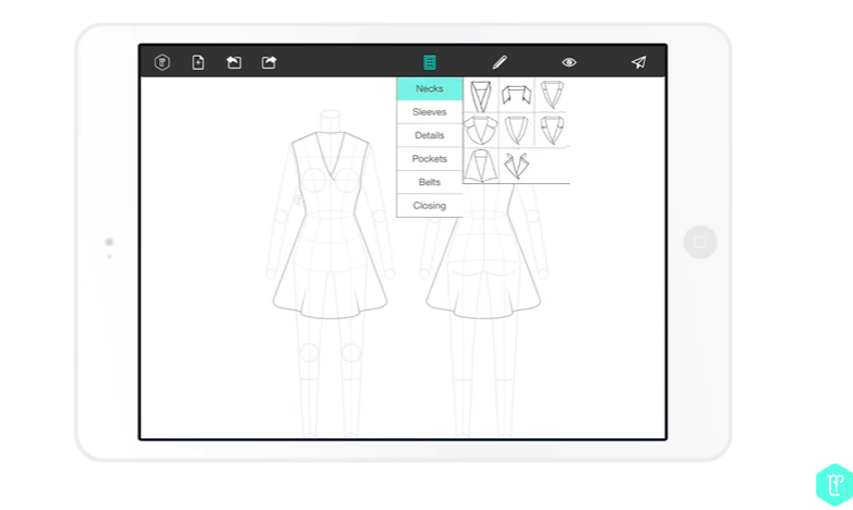 تطبيق Fashion Design لتصميم الأزياء مجّانًا على iOS