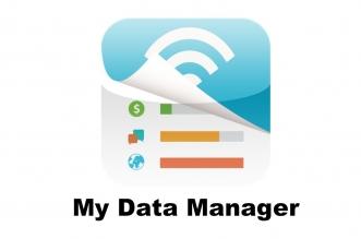 تطبيق My Data Manager لقياس وتوفير إستهلاك البيانات
