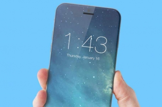 iphone8 concept